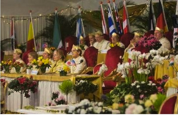 聖白色同胞団の一風景image