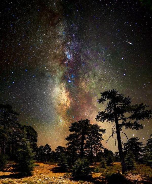 とある美しい星空image