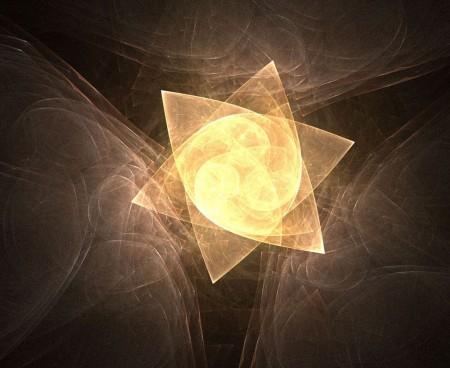 とある黄金色の六芒星image
