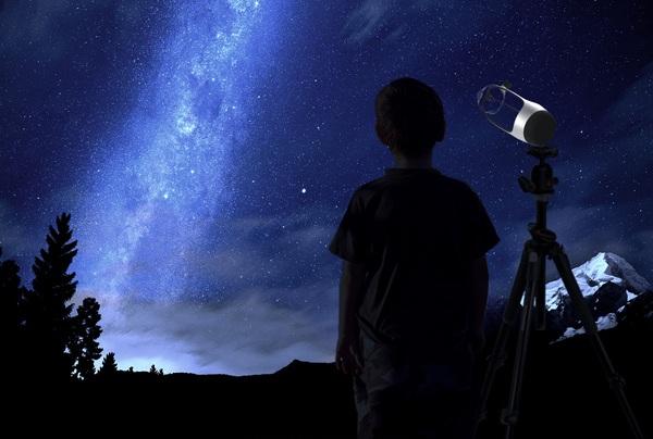 とある少年と青い銀河image