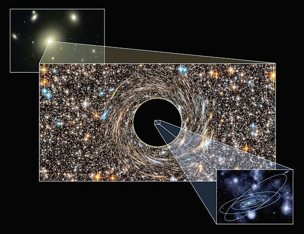 とある史上最大クラスのブラックホール(NGC4889)image