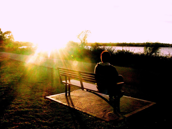 陽光と少年image
