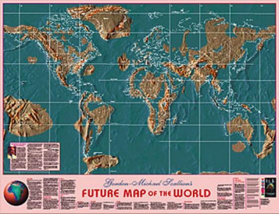 とある世界地図(シフト後)image
