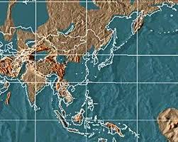 とある地図(日本沈没のケース)image