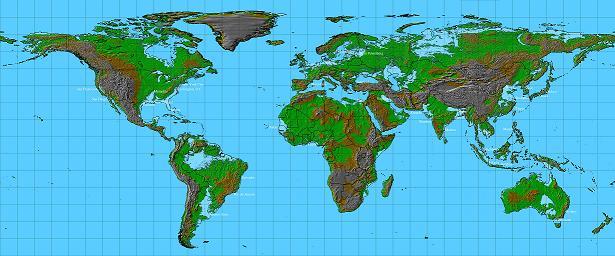 とある地図(水位100メートル上昇)image