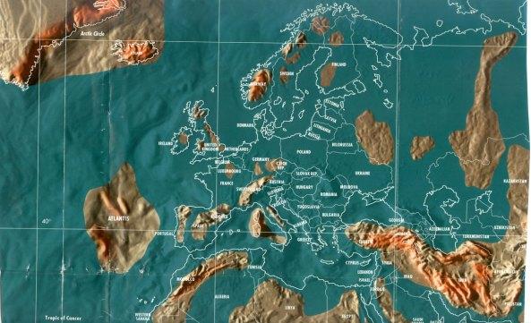 とある地図(シフトの一例europeあたり)image