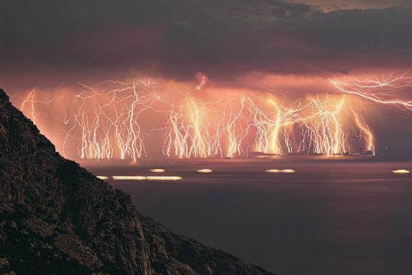 とある非日常な(ベネズエラcatatumboの雷)image