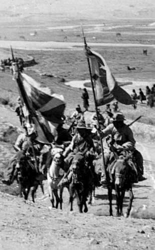 中国とチベット(チベットのゲリラ兵士)image