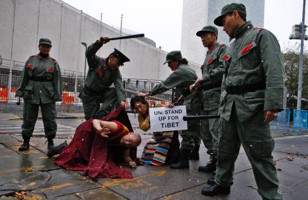 中国とチベット(暴力の統治)image