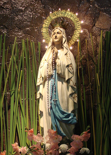 ルルド(聖母像)image