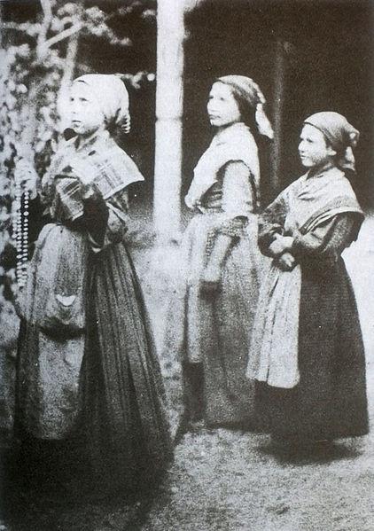 ルルド(ベルナデッタ1858近影)image