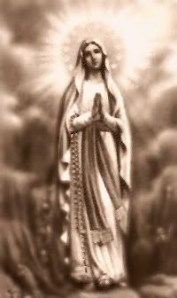 ルルド(ロザリオの聖母御影)image
