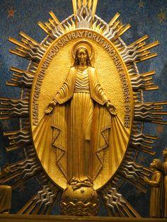 ルルド(資料として不思議のメダイの聖母)image