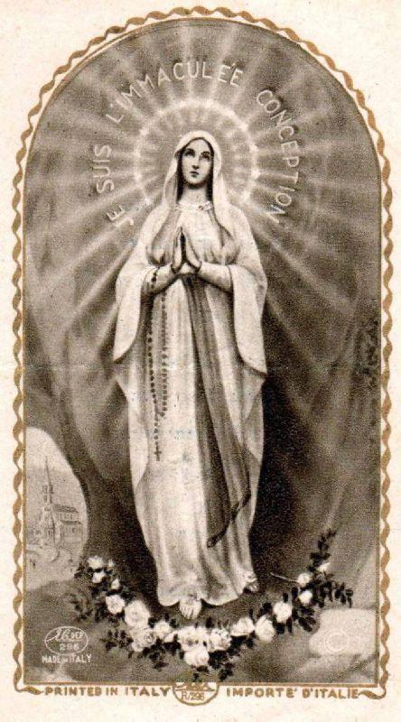 ルルドの聖母image