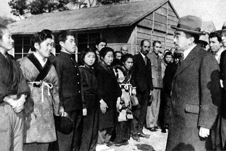 皇室(昭和天皇行幸と人々)image