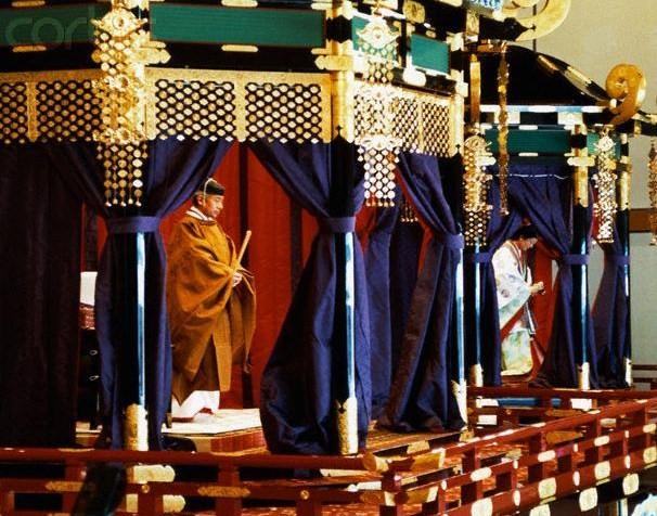 皇室(即位の礼のとき)image