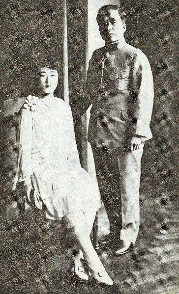 皇室(李皇太子殿下と方子妃)image