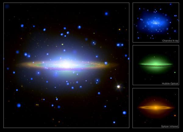 星空(春のソンブレロ銀河)image