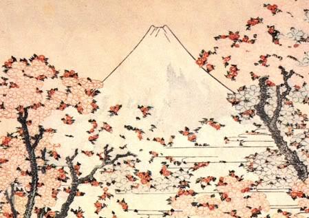 富士山(by北斎)image