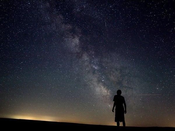夜空(見上げて的な)image