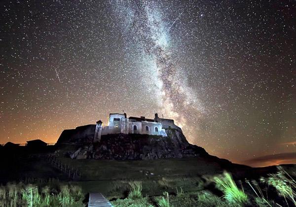 夜空(英国にて)image