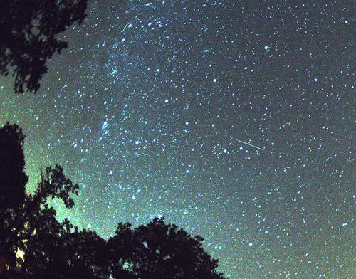 夜空(薄緑の)image