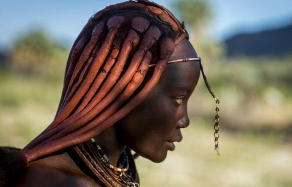 美しい人(ナミビアのヒンバ族)image