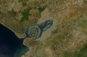 アトランティスもどき(スペインのドニャーナ国立公園)image