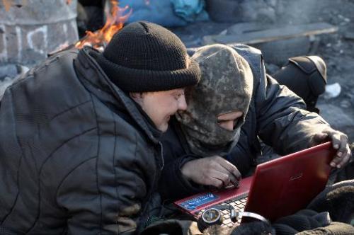 赤いマフィアとか(ウクライナの親ロシア派)image
