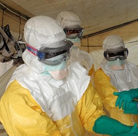 エボラ(完全防護)image