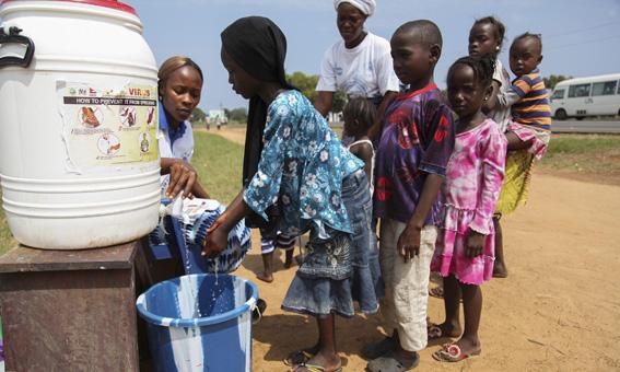 エボラ2(liberiaの子供たち)image