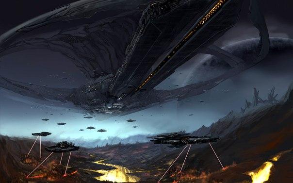 天空の(突然の侵略とか)image
