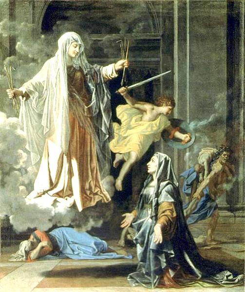 計画(ローマの聖フランシス)image