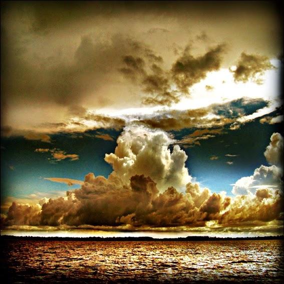 異常気象とか(積乱雲)image
