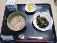 140527カニ雑炊 (1)