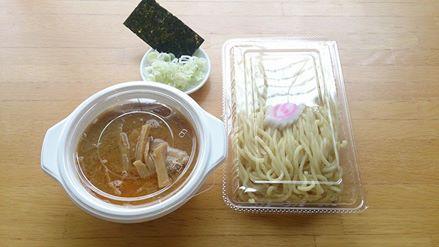 麺彩房中野本店つけ弁