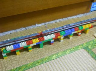 ダイヤブロック高架橋