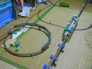 ダイヤブロック&Nゲージ