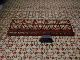鉄橋+ヨ8627