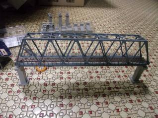 鉄橋が高架に!