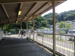 田浦駅の神輿