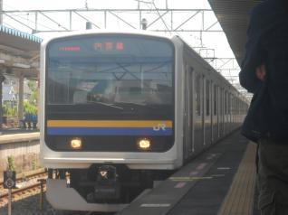 209系マリC607編成