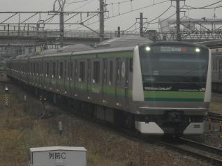E233系クラH001編成