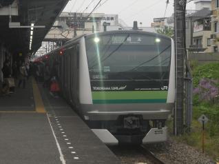 E233系クラH005編成