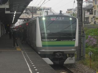 E233系クラH007編成