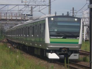 E233系クラH015編成