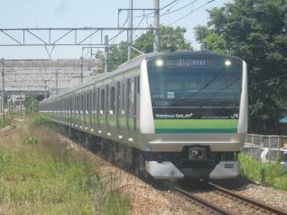 E233系クラH018編成