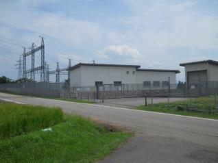 河東変電所