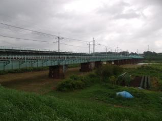 鬼怒川橋梁