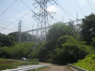 西東京変電所
